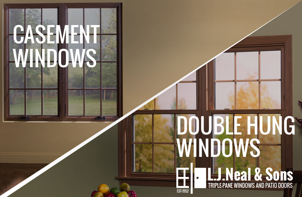 Benefits of double hung windows by todd wenberg benefits for Window treatments for double hung windows