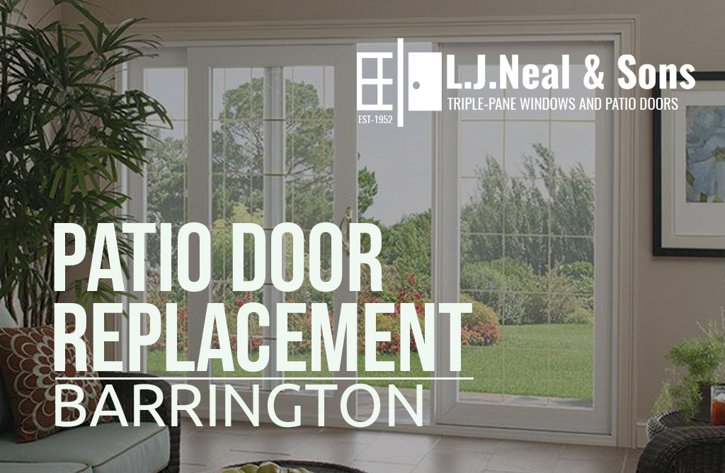 3 Main Reasons You Need A Patio Door Replacement
