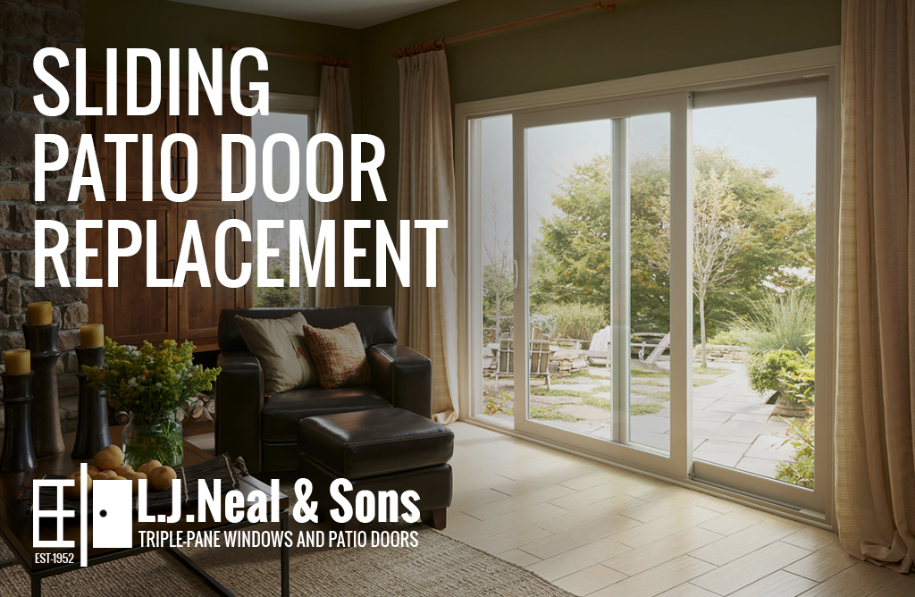 How Sliding Patio Door Replacement Benefits You